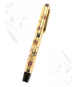 金箔が豪華! 蒔絵ボールペン