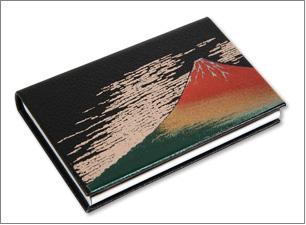 蒔絵カードケース<br>サイズ:60×95×15mm