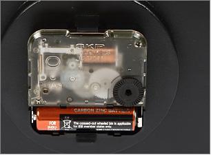 海外でも需要のある、単3電池を使用。